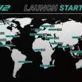 メルセデスW12発表会、今夜20時からYouTubeでライブ配信