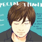 『special thanks 2020』の画像