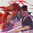 【FGO】呂布&赤兎馬&陳宮の中華トリオイラスト!! 中華トリオいいよね!