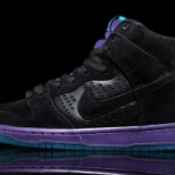『Premier にて発売開始 Nike Dunk SB High Premium (Black Grape)』の画像