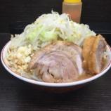 『ラーメン二郎川越店の「並・ヤサイニンニク」』の画像