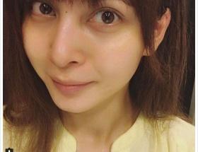 【画像】人妻・加藤夏希(30)のすっぴんwwwwwwww