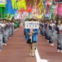 2013年 第63回湘南ひらつか 七夕まつり その6(七夕踊り千人パレード/JA湘南女性部神田支部)
