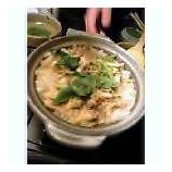 『土鍋で炊いたあさり御飯』の画像