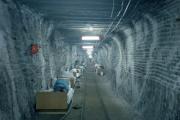 ウクライナの地下300メートルに存在する奇妙な病院