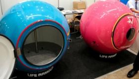 【防災商品】  嘘だろこれwwwwwww 日本に ドラゴンボールの宇宙船(49万8000円)が売ってるんだがwwwwwwww   海外の反応