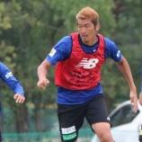 『[FC岐阜] 脳腫瘍を乗り越え復帰!! DF横山知伸の加入を発表!!「またサッカーが出来る事に日々感謝」』の画像