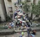 【画像】中国にもゴミ屋敷があることが判明