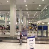 『マニラ空港 第3ターミナル到着』の画像