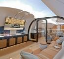 飛行機の天井に空が見える エアバスが「ビジネスジェット」の新デザイン発表