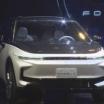 台湾ホンハイ EV試作車発表! SUVなど3種類