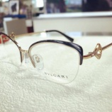 『BVLGARI 新型メガネフレーム入荷しました』の画像