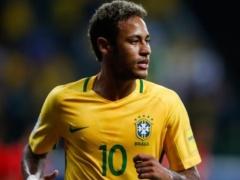 ブラジル代表ネイマール、日本代表戦に欠場か!?