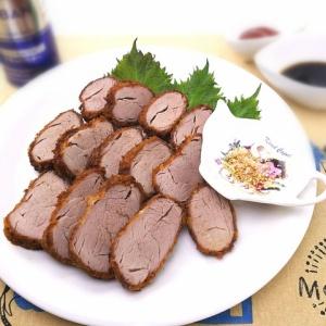 お肉の味がしっかり!豚ヒレ肉のカツ