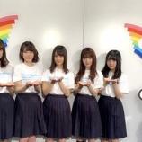 『日向坂46『ZIP!』『めざましテレビ』に出演!初ライブ&メンバー自己アピール対決!』の画像