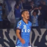 『横浜FC 等々力決戦はドロー決着!  FW大久保2ゴールも町田と痛み分け』の画像