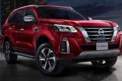 日産、新型SUV「エクステラ」世界初公開!ド迫力の大型Vモーショングリル