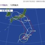『台風に備えましょう』の画像