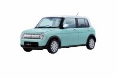 【画像あり】スズキ 新型ラパン 2015年6月3日発売へ!! JC08燃費35.6km/L