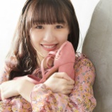 『[イコラブ] HUSTLE PRESS「=LOVE(イコールラブ)連載 莉沙でぽん!(5月)」音嶋莉沙【りさちゃん】』の画像