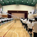『3月22日 2年生球技大会』の画像