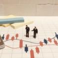 【悲報】楽天さん、何故か株価が大暴落してしまう
