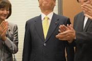 次期総理大臣(笑)小沢一郎の写真が凄い