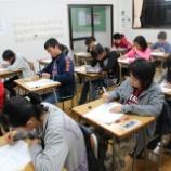 『小学生 新学力調査対策実施』の画像