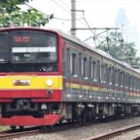 『【6両編成】205系埼京線ハエ12編成、ボゴールへ他(6月5日)』の画像