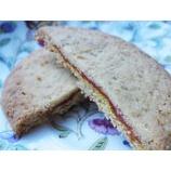 『薬膳スイーツ「枸杞子(クコの実)ジャム入りソフトクッキー」を作りました』の画像