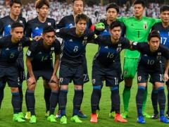 最新FIFAランク発表!日本はハリル最高位タイ44位でアジア2位!
