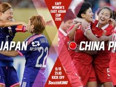 【動画】なでしこ×中国、前半終了!両チーム決めきれず0-0のドロー!