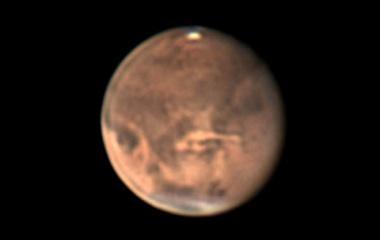 『話題の火星の黄雲~11/14&Askar ACL200によるアトラス彗星 2020/11/17』の画像