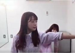 【乃木坂46】ゆったん×まっちゅん、「スカイダイビング」のダンスが可愛すぎるwww