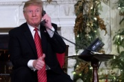 【アメリカ】「その歳でまだサンタを信じてるのか?」 トランプ大統領、7歳の子どもに発言して炎上