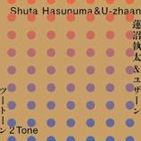 『【アルバムレビュー】蓮沼執太とユザーンのコラボ作品「2 Tone」』の画像
