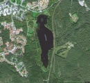 フィンランドでトランプそっくりのウィンペリンランピ湖が見つかる。意味わからん? 見りゃわかるw