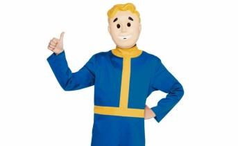Fallout4 ハロウィンコスチューム