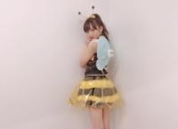 ハチの衣装を着たチーム8メンバーが可愛い
