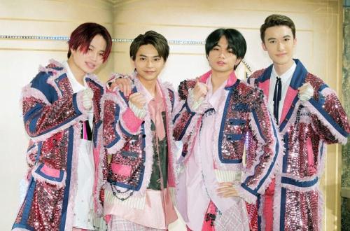 「トップ取りたい」ジャニーズ令和初ライブで「セクゾ」佐藤勝利が宣言のサムネイル画像