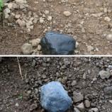 『消えた不思議な石』の画像