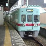 『西鉄6050形 at 久留米』の画像