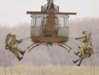 令和2年第1空挺団降下訓練始め【読者投稿】