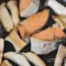 【レシピ・作り置き・主菜】お魚の下処理は不要!鮭とエリンギのさっぱりマリネ