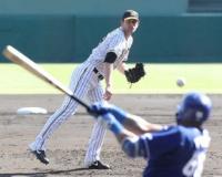 【阪神】ガンケル 6回1/3無失点と好投 お得意様の中日打線を圧倒