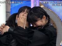 【画像】乃木坂46メンバーが鼻水が出るほど号泣wwwwwwwwww