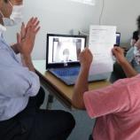 『【江戸川】東洋大生と2度目の交流授業』の画像