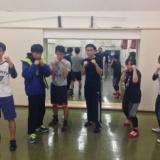 初心者ボクシング教室無事終了!のサムネイル
