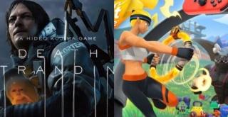 【ゲーム売上】PS4『デス・ストランディング』の初週売上が公開!『リングフィットアドベンチャー』は先週から微増!