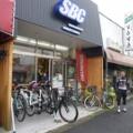 サイクリングに行ってきました。